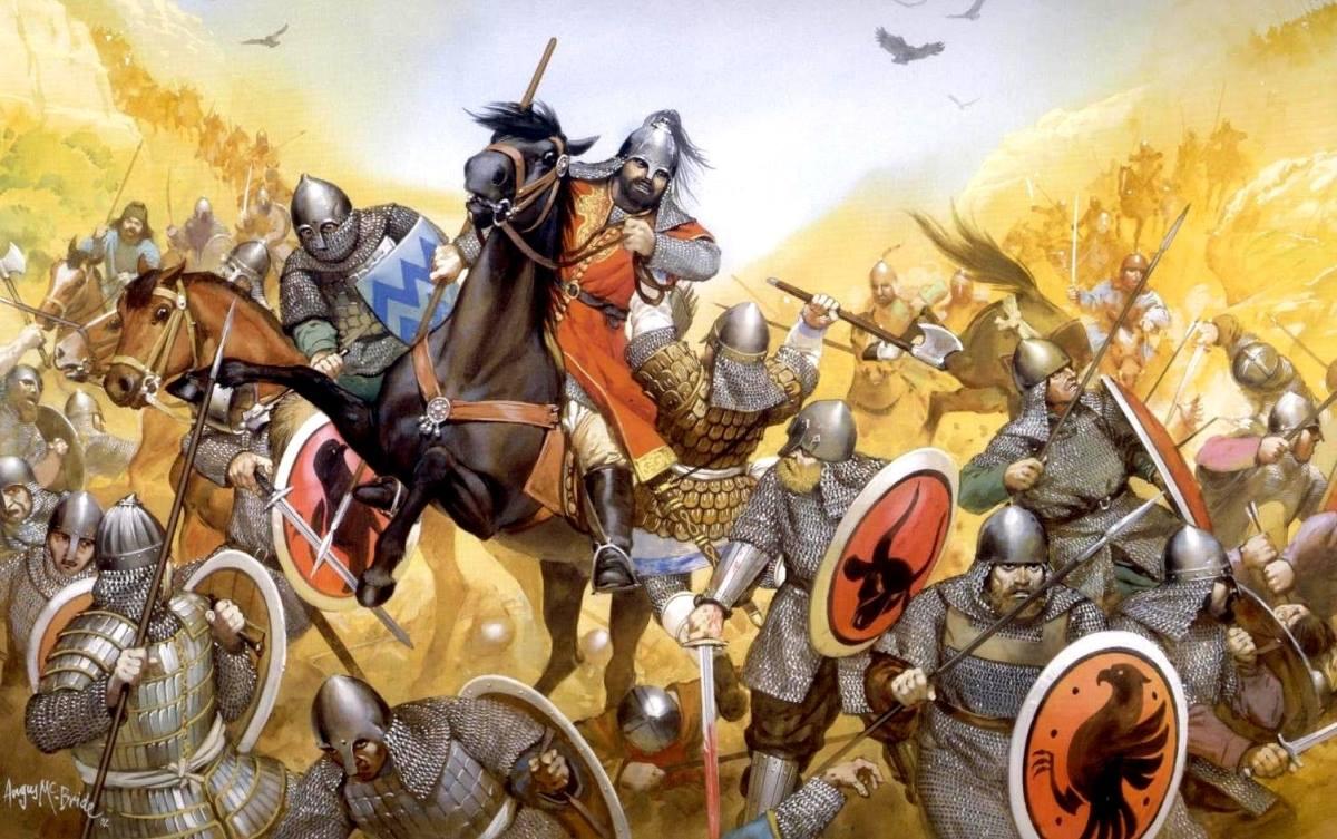 The Byzantine Empire on The Brink ofDestruction