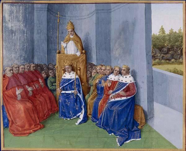 Pope Urban Preaches Holy War: November1095