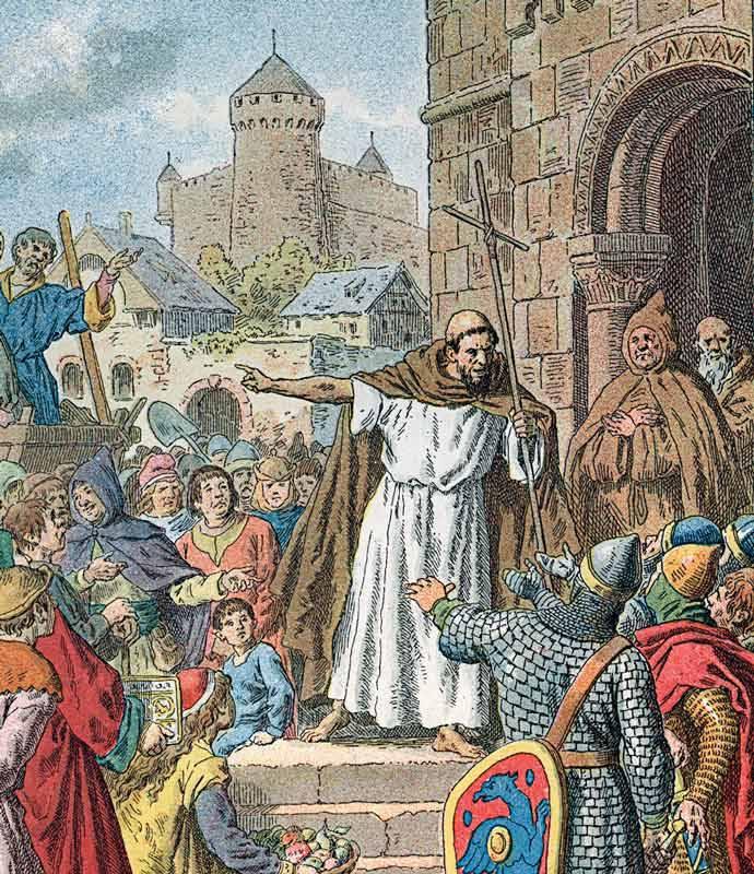 Peter the Hermit: CharismaticPreacher